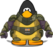 Zeb's Outfit Player Card