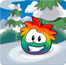 130px-Puffle Party 2013 Transformation Puffle Rainbow