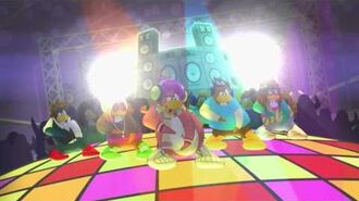 "Club Penguin - DJ Cadence ""The Party Starts Now"""