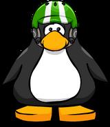 Green Cap112233