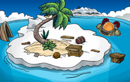 Island Adventure Party 2010 Iceberg