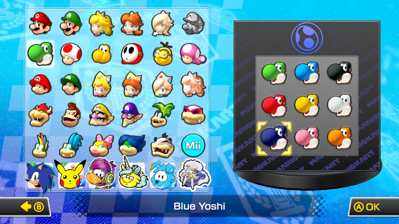 Image Leaked Mario Kart 8 Dlcs Png Club Penguin Wiki