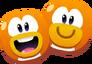 Amigos Emoticón