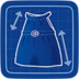 Blueprint Ombré Gown icon