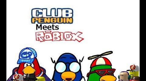 Club Penguin Meets Roblox (Part 1)
