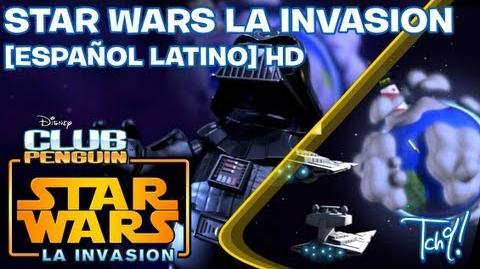 Club Penguin Star Wars Takeover 2013 - La invasión Español Latino HD-0