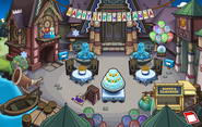 Frozen Fever Party 2015 Dock