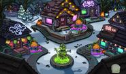 Fuerte Nevado Noche de Brujas 2014