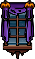 Jack-O-Lantern Curtains icon
