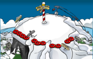 Montaña Navidad 2007