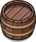 Pirate Barrel sprite 001