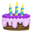 Supplies Birthday Cake icon