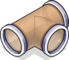 T-joint Puffle Tube sprite 005