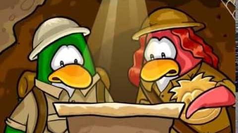 Throwback Thursday - Quest for the Golden Puffle Trailer - May 2010