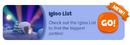 Igloo List sneak peek