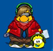 Pinguino Calibri