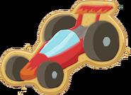 Road Racer Cookie