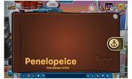 Album de estampillas de Penelopeice