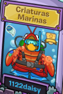 Criaturas Marinas Ganador 2