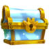 Daily Spin platinum chest icon