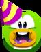 Emoji Eating Cake