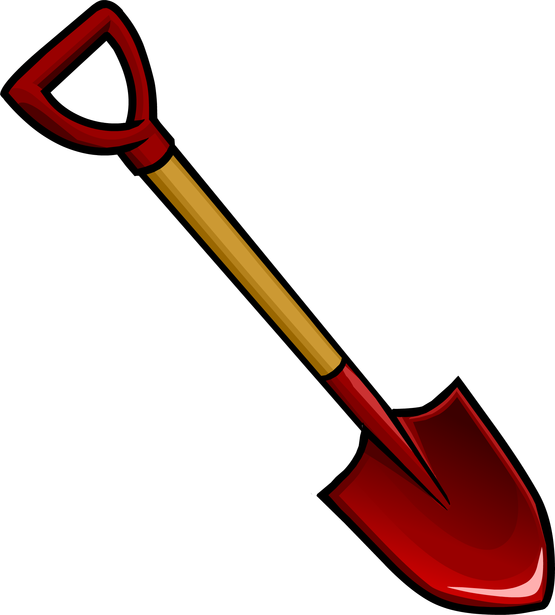 Garden shovel club penguin wiki fandom powered by wikia for Gardening tools wikipedia