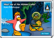 Local En Postcards 30 Hidden Lake