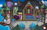 Muelle Frozen una Fiesta Congelada normal