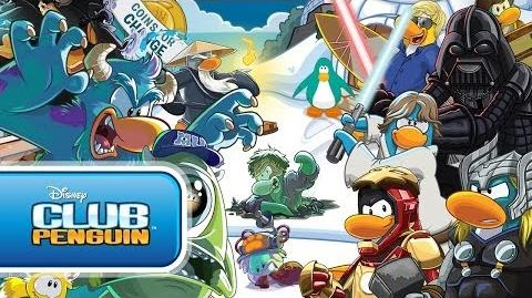The Best of 2013 - Mashup Remix - Music Video - Club Penguin