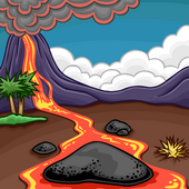 Volcanic Background