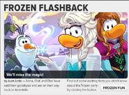 Bye Bye Frozen