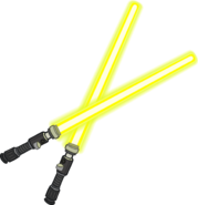 Dual Lightsabers icon