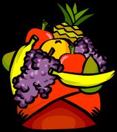 Fruit Headdress clothing icon ID 449
