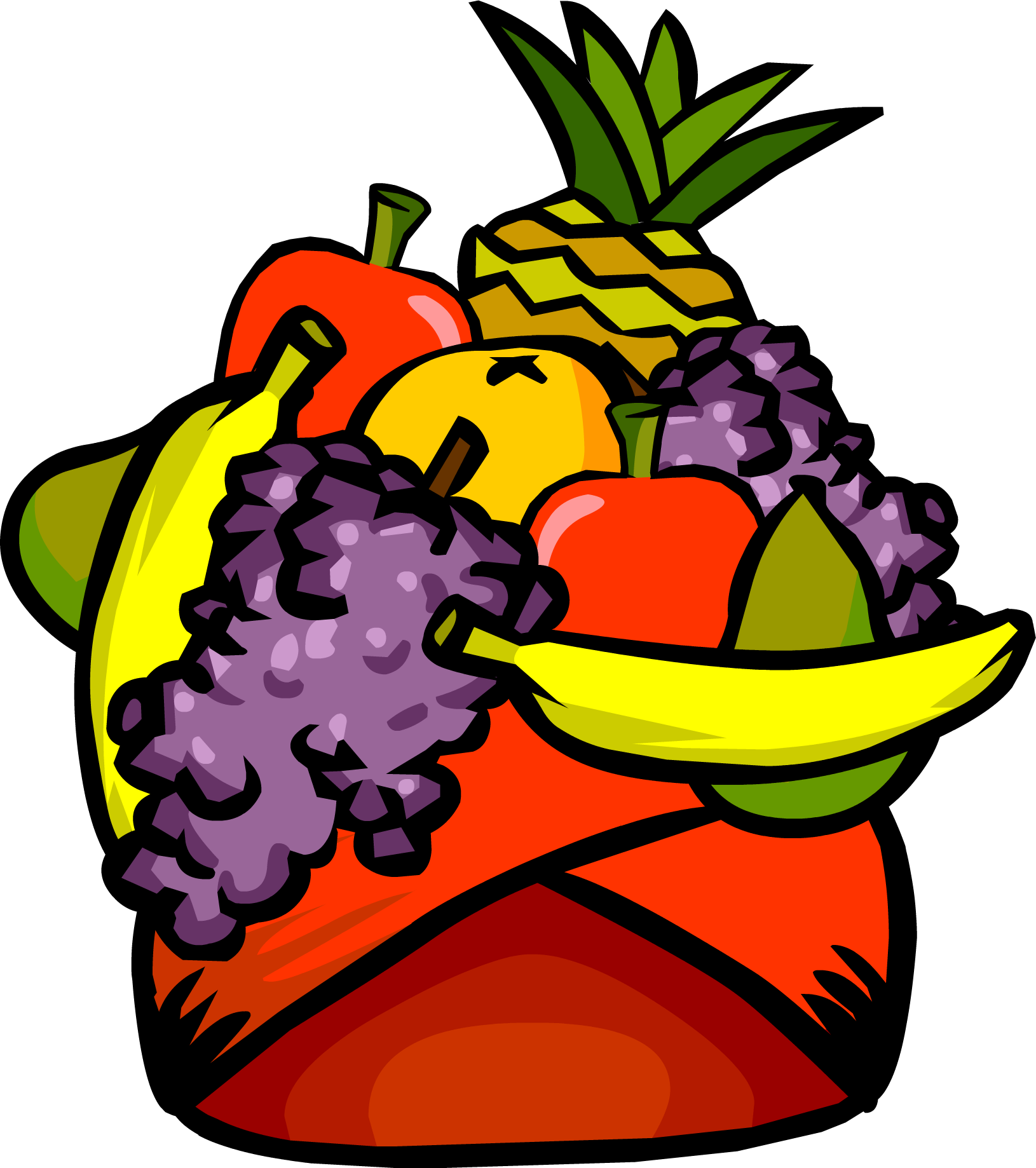 c02564dfdf6 Fruit Headdress