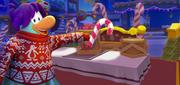 Isla en Directo Fiesta de Navidad 2017