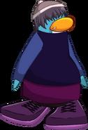 Mafurako Yume Nikki Club Penguin