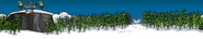 Mission 11 maze cliff