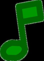 Music Note Emoticon