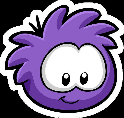 File:Purple Puffle Pin icon.png