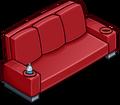 Red Designer Couch sprite 030