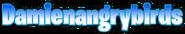 Damiemangrybirds font