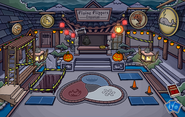Halloween Party 2009 Ninja Hideout