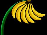 Banana Bunch Lamp