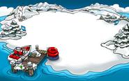 Balloon pin location