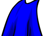 Blue Cape