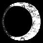 Calcomanía Luna escuela icono