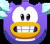Emoji Stressed Face