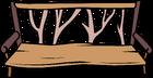 Log Bench sprite 001