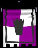 Purple Banner sprite 005