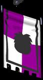 Purple Banner sprite 007